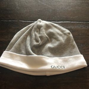 GUCCI 3/6 M AUTHENTIC HAT BABY